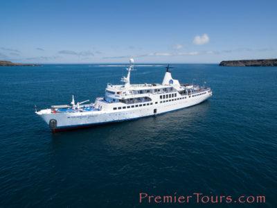 Galapagos Cruise Ship Legend 3 - Cruise or Land based Trip