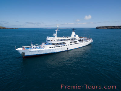 Galapagos Cruise Ship Legend 3 - Cruise or Land based Trip
