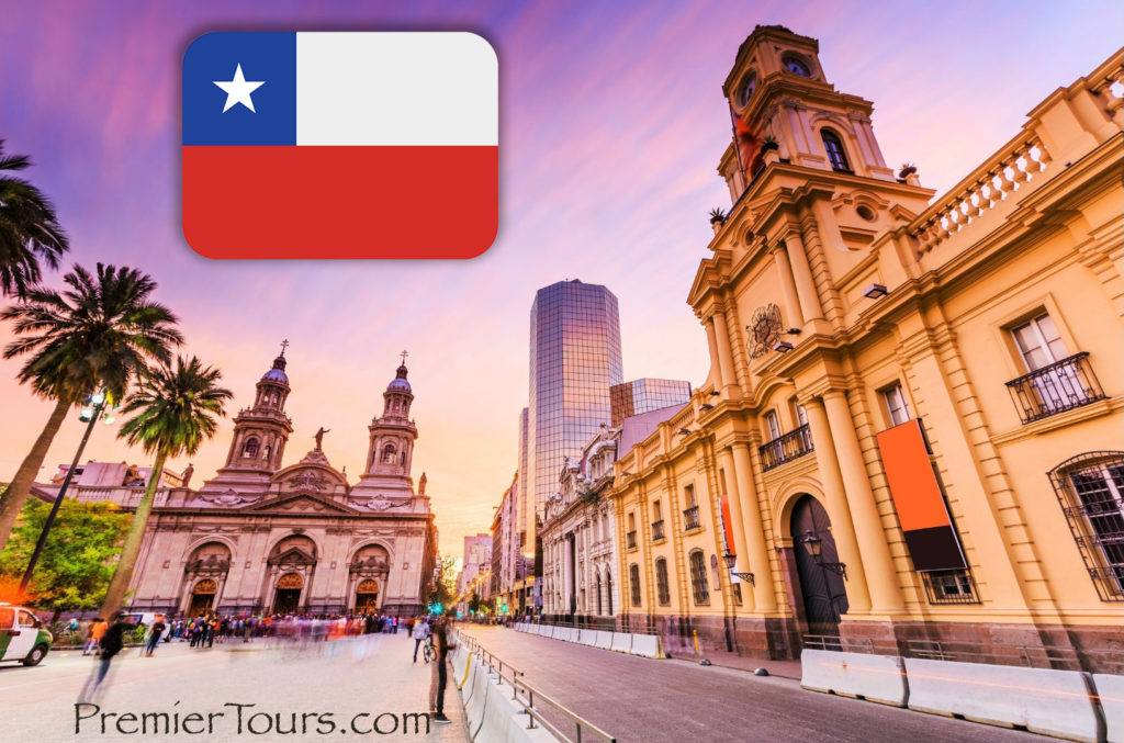 Top 5 Travel Tips to Chile - Downtown Santiago Chile