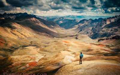 Peru - high altitude valley