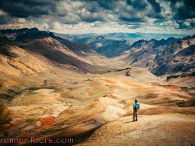 Peru - high altitude valley