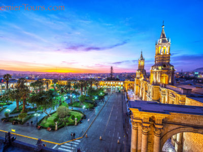 Peru's Southern Gems: Arequipa and Colca Canyon