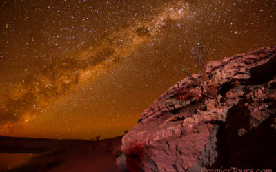 Stargazing in the Atacama Desert