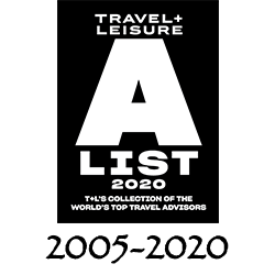 Premier Tours is on Travel+Leisure's 2020 A List