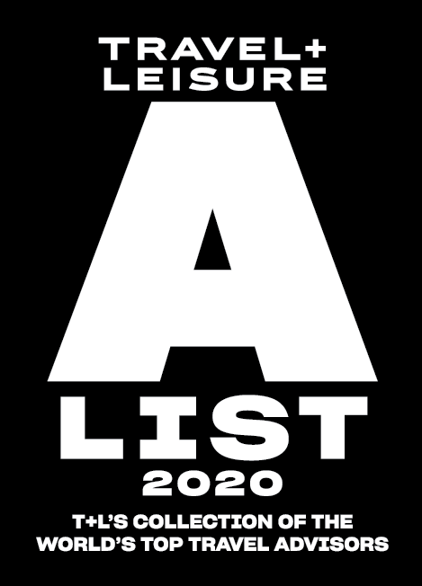 Travel + Leisure A List 2020