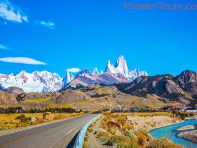 Travel in Shoulder Season - Patagonia-Autumn - Road to Mount Fitz Roy